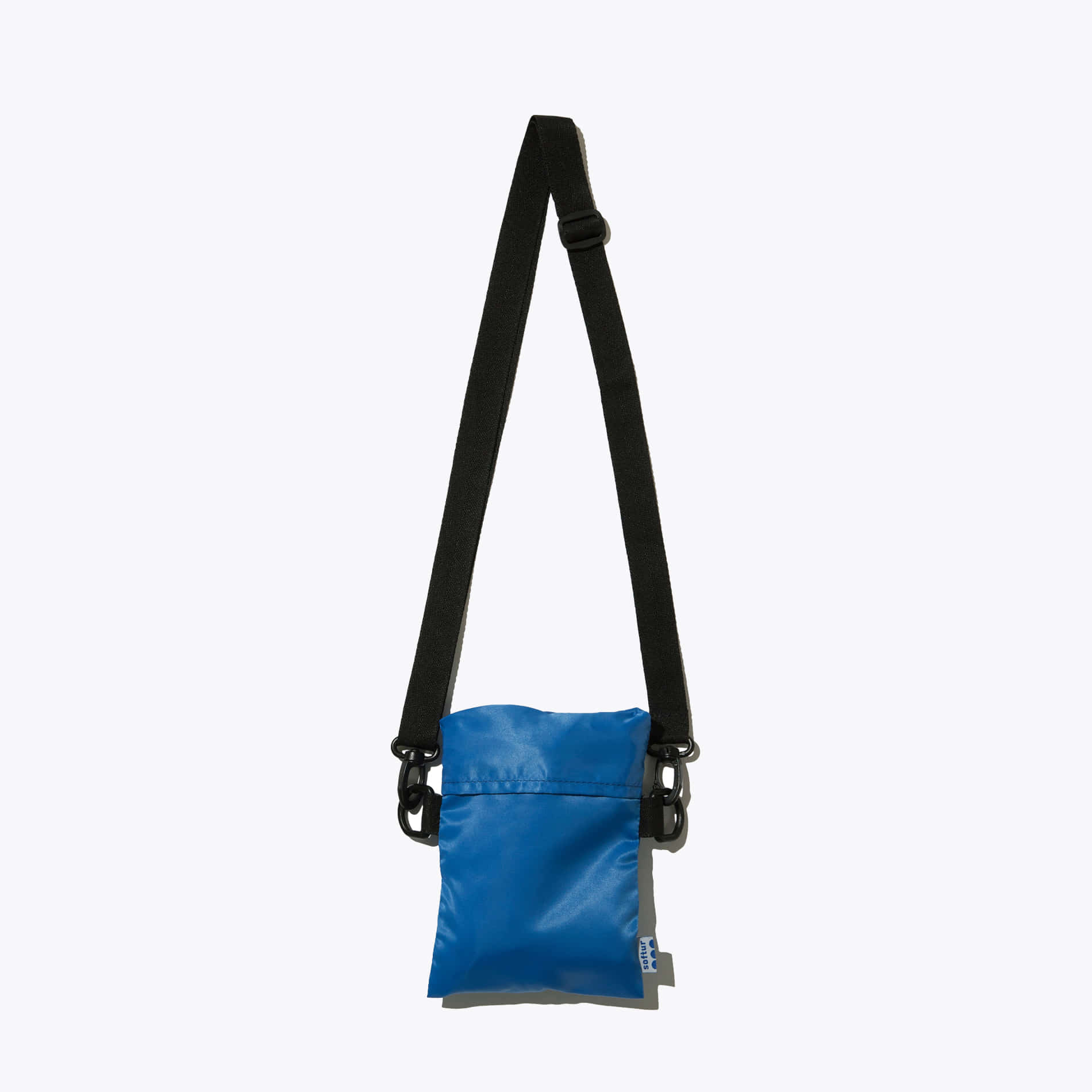 LAUNDRY TOTE BAG BLUE