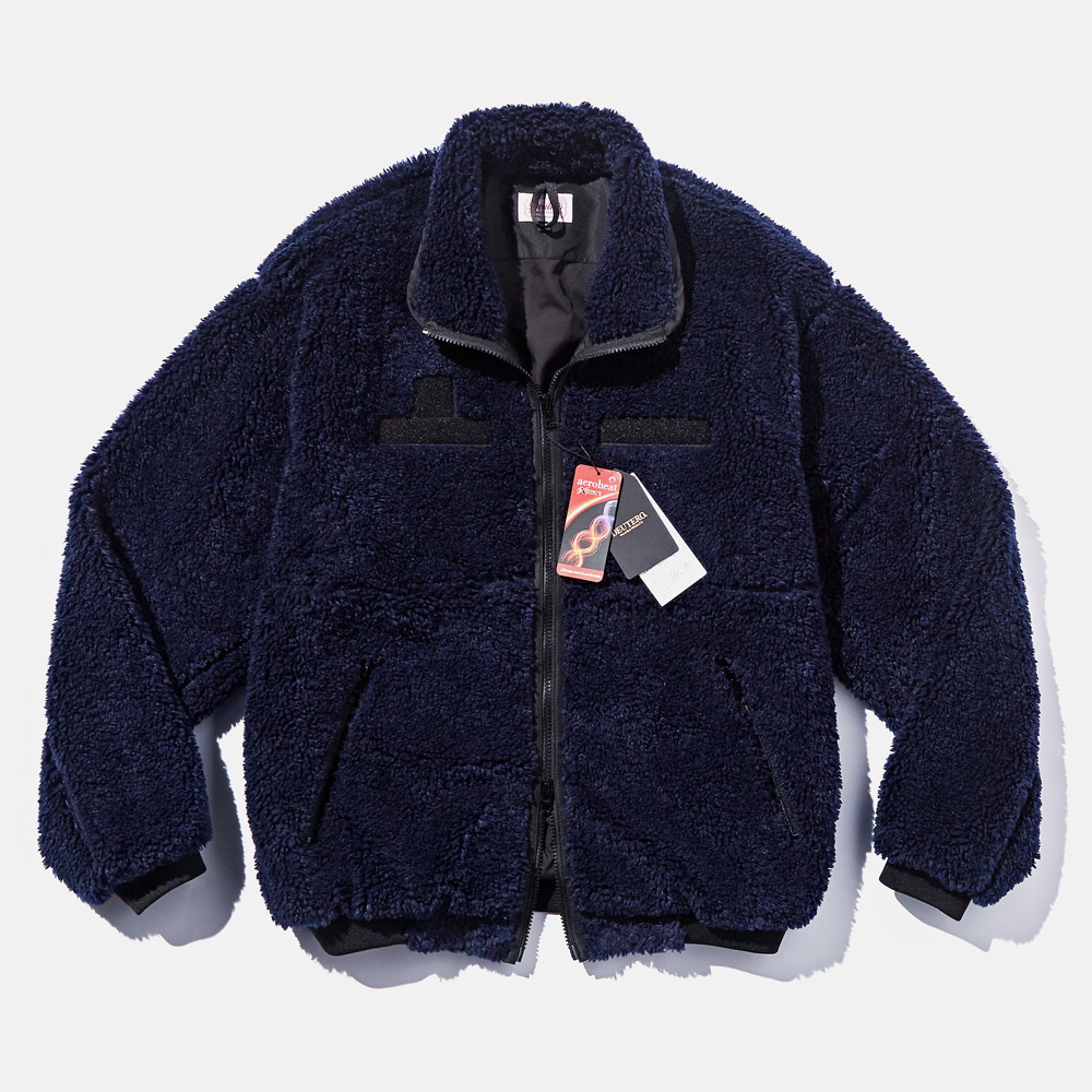 DTR1922 Level 3 Jacket Indigo Navy