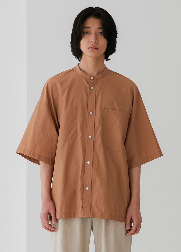 BIGBOY HALF SHIRTS (LIGHT BROWN)